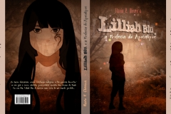 Capa (completa) de Lilliah Blü e a Profecia do Apocalipse